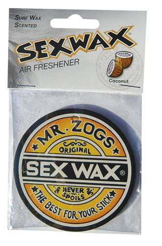 Sexwax air fresheners 4 pack Coconut