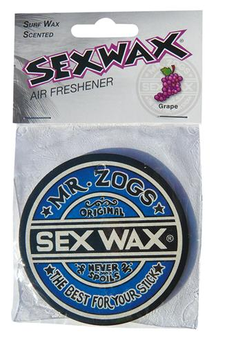 Sexwax air fresheners 4 pack Grape