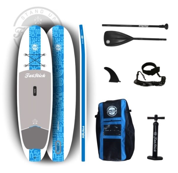 Buy a Fatsticks Air Stick 10'6 Inflatable Paddleboard