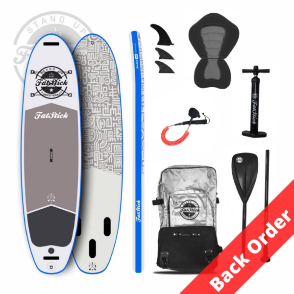 Fatsticks Blue Lagoon 9'5 Inflatable Paddleboard. PREODER for November delivery!!