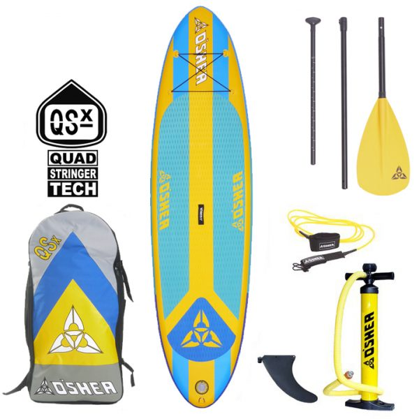 PREORDER for 31/9/2020!! OSHEA QSX 10'2 Full Package