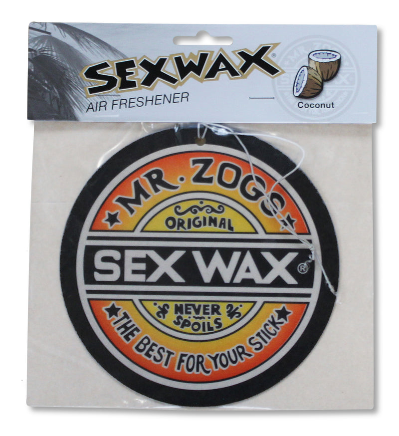 Sexwax XL air freshener Coconut