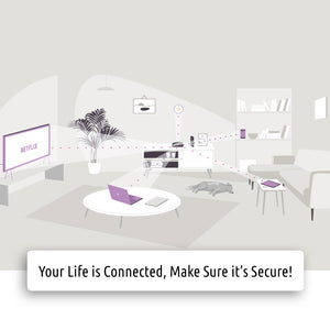 Syfer - Privacy & Cyber Security for Home & Business Networks (Lifetime)