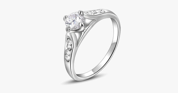 Florence Promise Ring - FREE SHIP DEALS