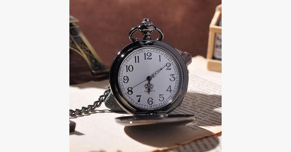 Simple Pocket Watch - FREE SHIP DEALS