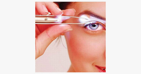 Eyebrow Hair Removal Tweezer - FREE SHIP DEALS