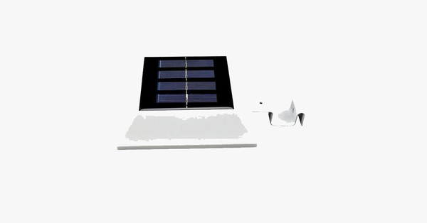 Solar Outdoor Ultra-Bright Lights