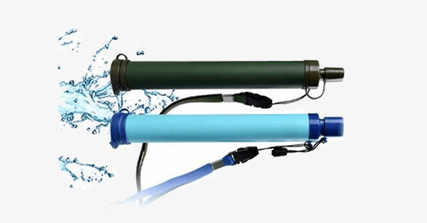 Portable Water Purifier Filter Straw Pen - FREE SHIP DEALS