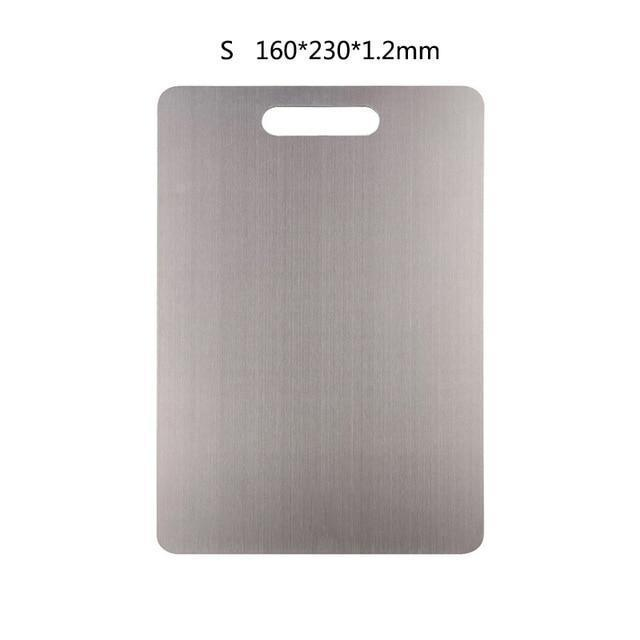 Stainless Steel kitchen chopping board