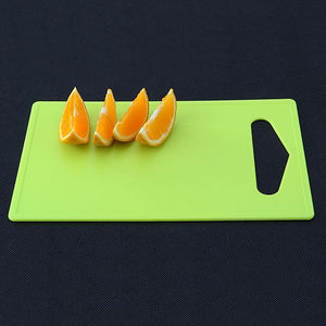 Plastic Non-slip chopping Cutting Board