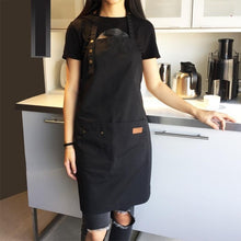 Load image into Gallery viewer, New Fashion Canvas Cotton Apron
