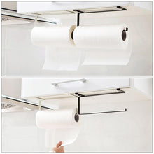 Load image into Gallery viewer, Rack Hanging Bathroom Toilet Roll Paper