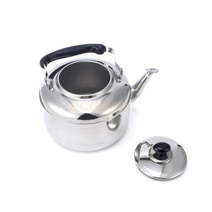 Steel Gas Electric Induction Stovetop Kettle