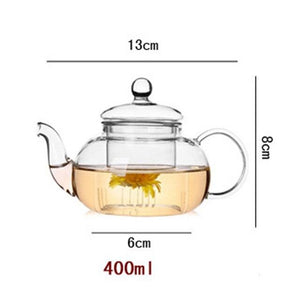 Chrysanthemum Herbal Tea Infuser Strainer Water Kettles