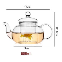 Load image into Gallery viewer, Chrysanthemum Herbal Tea Infuser Strainer Water Kettles