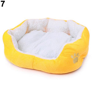 20# Pet Product Winter Warm Dog Cat Puppy's Fashion Comfortable Soft Pad Bed Pet Cushion Mat Dog Supplies
