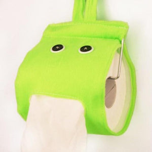 New Plush cloth toilet paper