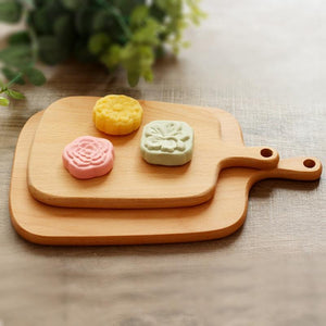Eco Wooden  Rectangle Cutting Board