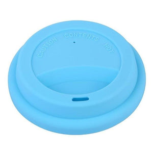 1PC Anti-Dust Silicone Lids for Tea Cup