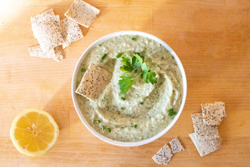 Every Body Eat™ Roasted Garlic and Herb White Bean Dip