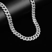 COLT Silver Cuban Necklace