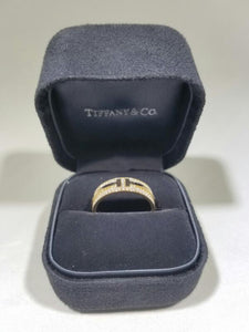 Tiffany & Co. Lady's Diamond Fashion Ring 57 Diamonds .57 Carat T.W.