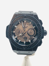 Load image into Gallery viewer, HUBLOT Gent's Wristwatch BIG BANG KING POWER UNICO SKELETON