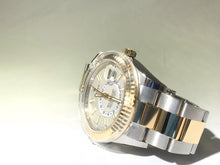 Load image into Gallery viewer, ROLEX Wristwatch 326933 SKY DWELLER 42MM Two Tone