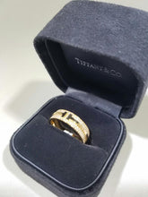 Load image into Gallery viewer, Tiffany & Co. Lady's Diamond Fashion Ring 57 Diamonds .57 Carat T.W.
