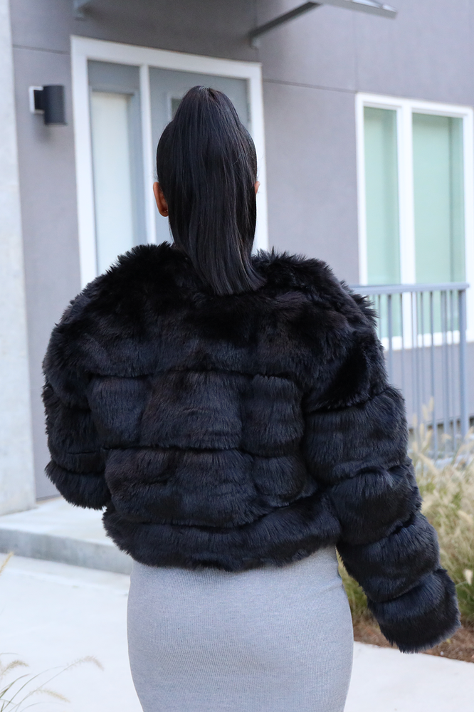 Un-Fur-gettable Jacket