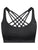 Jade Sports Bra - Black