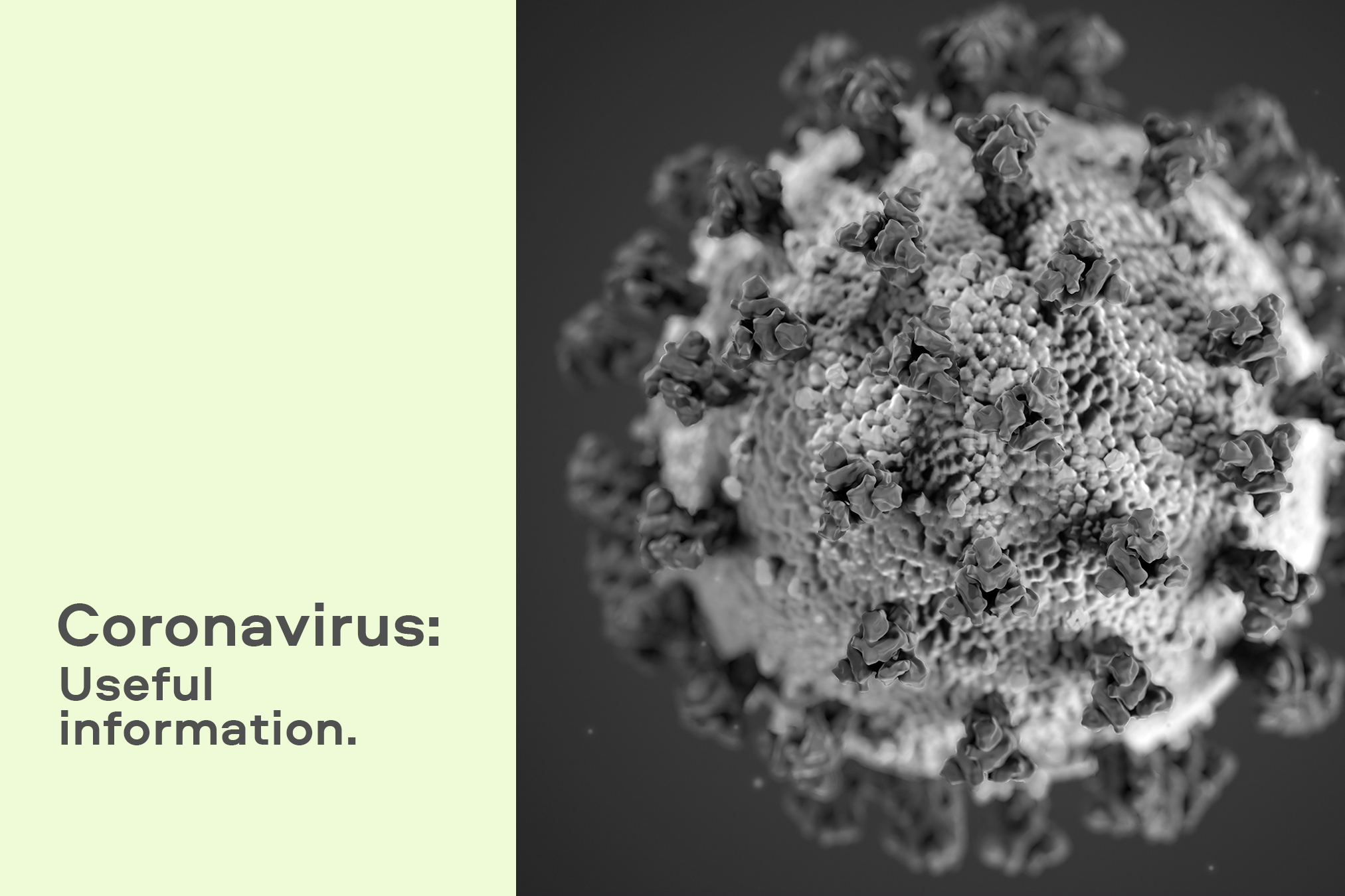 Coronavirus: Useful Information