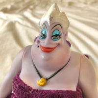 Ursula Doll Disney Store Little Mermaid Toy
