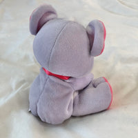 Rare - Precious Moments Tender Tails Plush Bear 1999