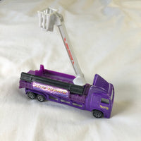 Line Repair High Voltage Toy Truck Hot Wheels Mattel 1996