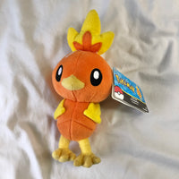 Pokemon Torchic #255 Plush Toy Tomy 8""