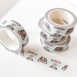 Buppy - Cute Washi Tape Stationery (15mm x 10 metres)
