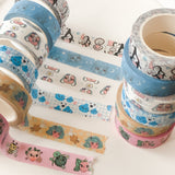 Sweet Sniffs - Cute Washi Tape Stationery(15mm x 10 metres)