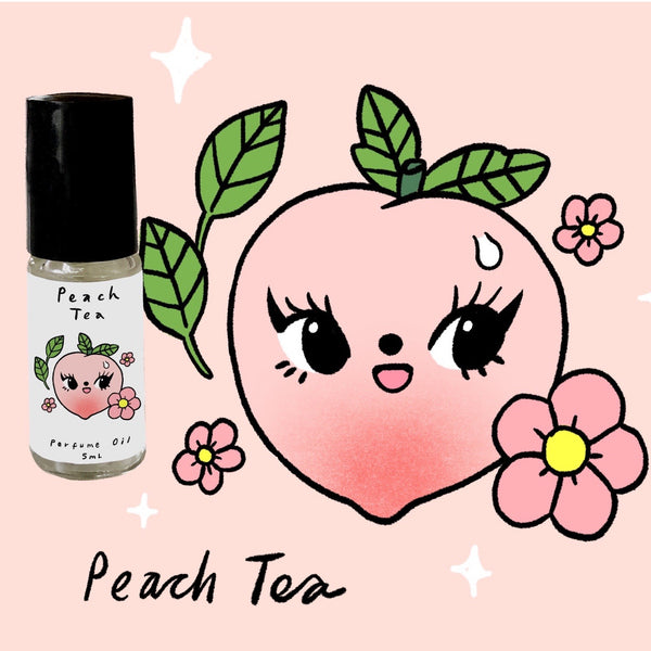 Peach Tea - 5ml perfume oil