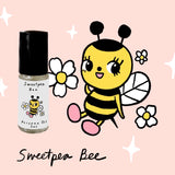 Sweetpea Bee - 5ml perfume oil - clearance