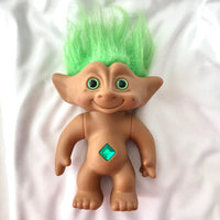 Large Vintage Troll Toy by Ace
