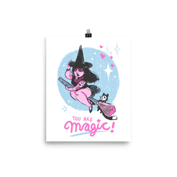 You Are Magic - Giclée Art Print