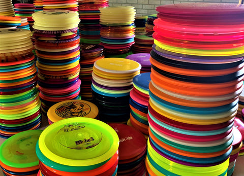 Disc Golf Discs at Skybreed Discs