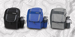 Innova Disc Golf Excursion Backpack Bag Skybreed Discs