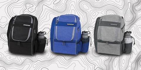 Innova Disc Golf Excursion Backpack Bag at Skybreed Discs
