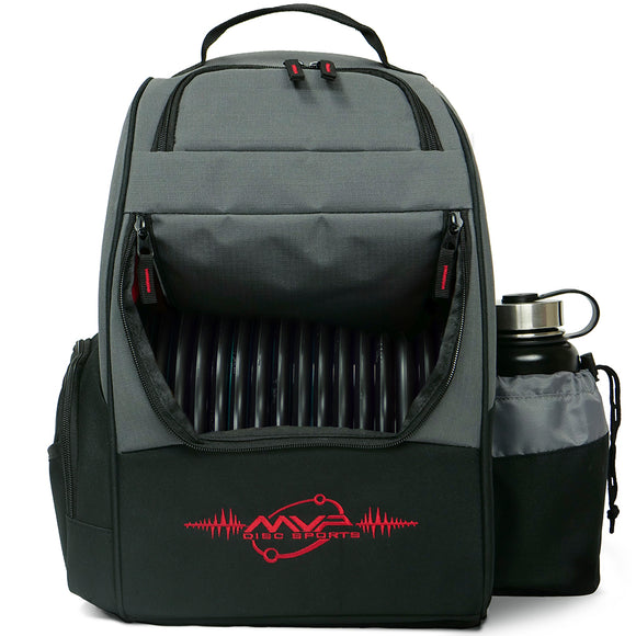 MVP Disc Sports Shuttle Disc Golf Backpack Bag