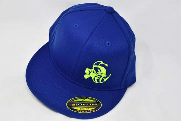 Discraft Flexfit Buzzz 210 Flat Bill Fitted Hat
