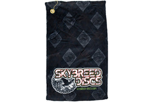 Skybreed Discs Disc Golf Towel