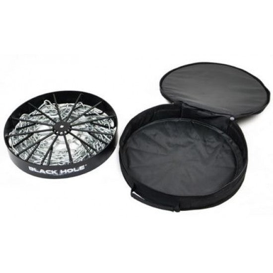 MVP Black Hole Precision Disc Golf Basket Conversion Kit
