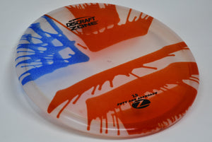 Buy American Flag Dye Discraft Z Fly Dye Zone Putt and Approach Disc Golf Disc (Frisbee Golf Disc) at Skybreed Discs Online Store